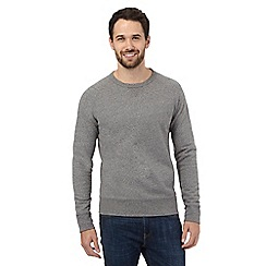 Levi's - Grey crew neck jumper