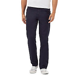 Wrangler - Arizona Navy stretch straight leg jeansá