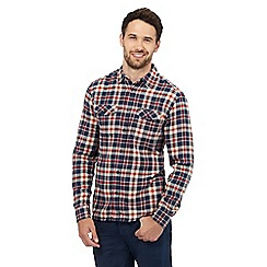 Wrangler - Red checked print shirt