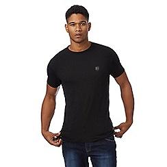883 Police - Black logo print t-shirt