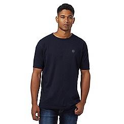 883 Police - Navy logo print t-shirt