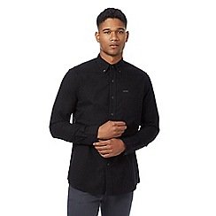 883 Police - Black regular fit shirt