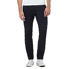 883 Police - Navy slim fit chinos