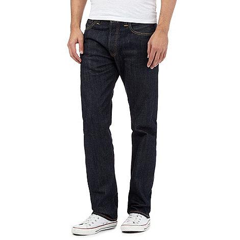 Levi+s - 501® marlon blue straight leg jeans