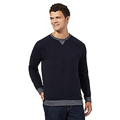 Lee - Navy crew neck sweater
