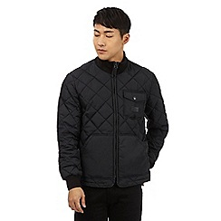 Lee - Black quilted jacket