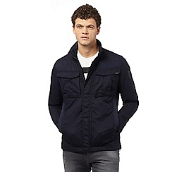 G-Star Raw - Navy four pocket jacket