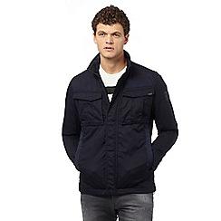 G-Star - Navy four pocket jacket
