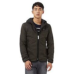 G-Star Raw - Grey hooded jacket