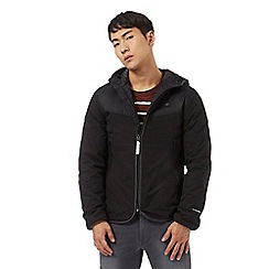 G-Star Raw - Black hooded jacket