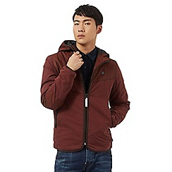 G-Star Raw - Red hooded jacket