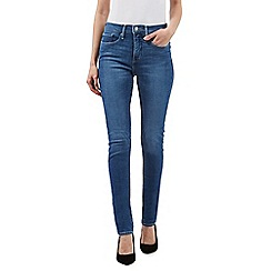 Levi's - Blue skinny shaping jeans