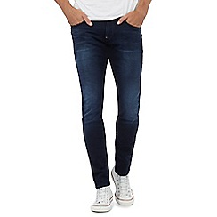 G-Star Raw - Dark blue super slim 'Revend' jeans