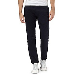G-Star Raw - Navy slim fit chinos