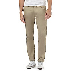 G-Star Raw - Light tan slim fit chinos