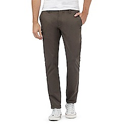 G-Star - Dark grey slim fit chinos