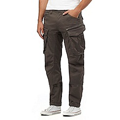 G-Star Raw - Dark grey cargo trousers