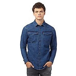 G-Star Raw - Light blue denim shirt
