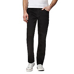 Levi's - Big and tall black 511 slim jeans