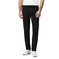 Levi's - Black 510 stretch jeans