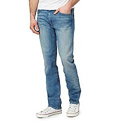 Levi's - Light blue 511 slim fit denim jeans