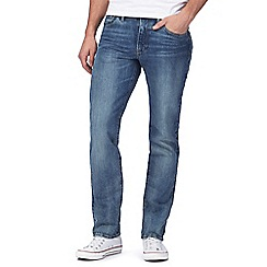 Levi's - 511 vintage wash blue slim fit jeans