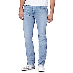 Levi's - 511 light wash light blue slim fit jeans