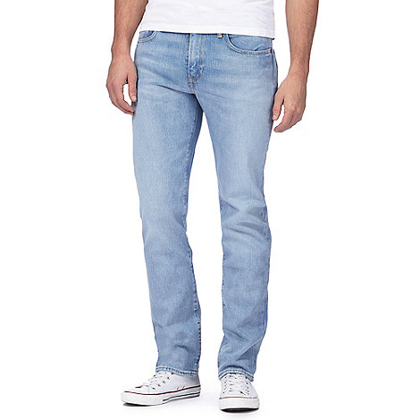 levi 39 s 511 light wash light blue slim fit jeans debenhams. Black Bedroom Furniture Sets. Home Design Ideas