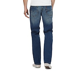 Levi's - Blue 501 light wash jeans
