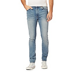 Levi's - 510 light blue wash skinny jeans