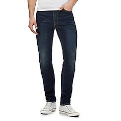 Levi's - Dark blue 510 skinny jeans
