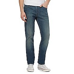 Levi's - 511 vintage wash slim fit jeans