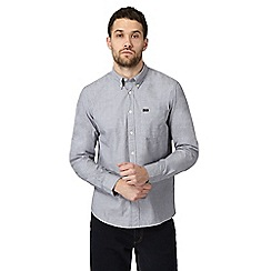 Lee - Grey long sleeved shirt