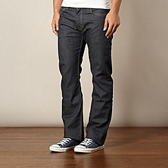 Levi's - 506 dark blue S Diamond jeans