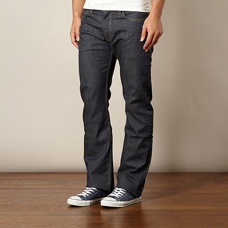 Levi+s - 506&#8482 dark blue S Diamond jeans