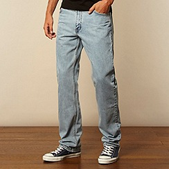 Lee - Brooklyn light blue regular fit jeans