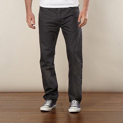 Levi+s - Levi+s® 501® grey straight leg jeans