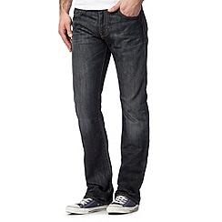 Levi's - 527&#8482 dusty black bootcut jeans