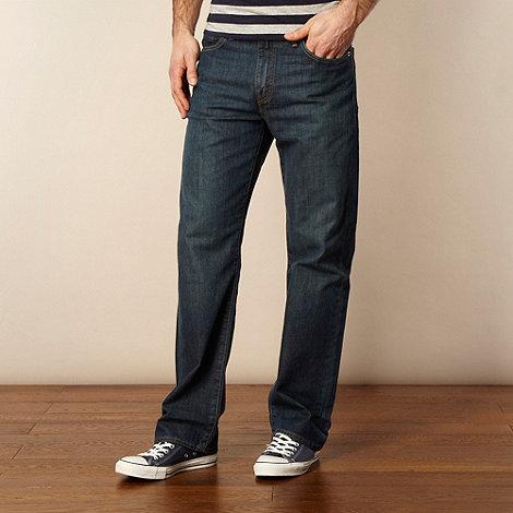 Levi+s - 751 blue straight leg jeans