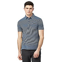Levi's - Light blue stripe polo shirt
