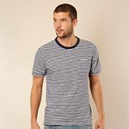 Levi's® navy striped t-shirt