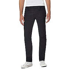 Lee - Navy skinny fit tapered jeans