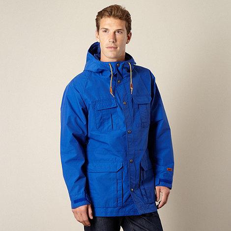 Levi+s - Blue +Berkeley+ parka jacket