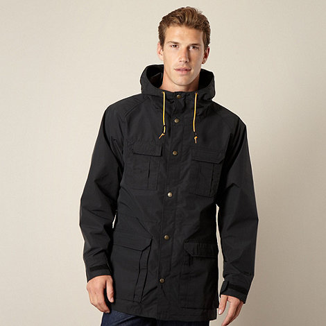 Levi+s - Black +Berkeley+ parka jacket