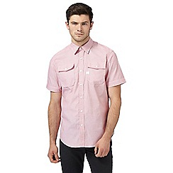 G-Star - Pink slim fit shirt