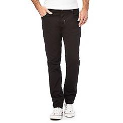 883 Police - Black regular fit jeans