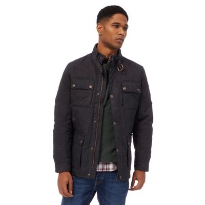 Quilted jackets - Men | Debenhams
