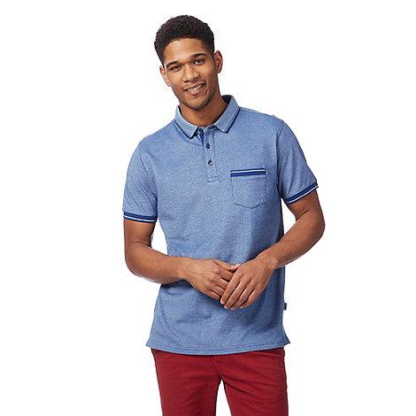Racing Green - Blue polo shirt