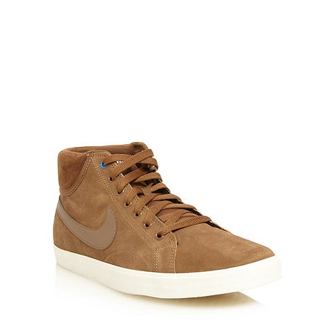 Nike - Brown +Eastham+ trainers