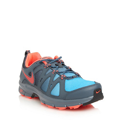 Nike - Blue +Air Alvord+ running trainers